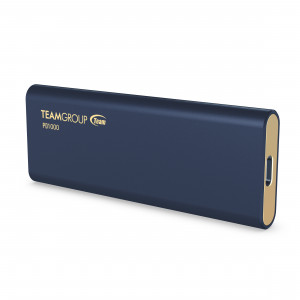 Teamgroup 512GB SSD PD1000 1000/900 MBs USB-C 3.2 Gen2