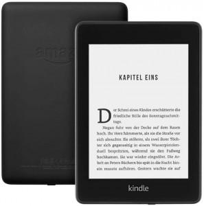 Amazon Kindle Paperwhite SP, 8GB, WiFi, e-čitač, crne boje