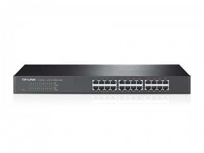 TP-LINK Prekidač za stalak 24-port 10 / 100Mbps