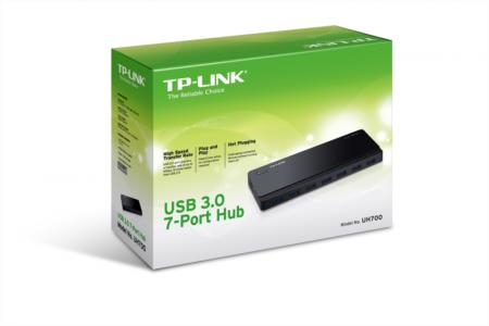 TP-LINK UH700 7 portni USB3.0 hub