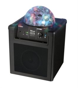 Trust Urban 21731 Fiesta Disco Lite polnilni brezžični zvočnik