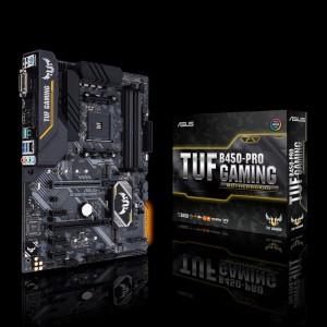 ASUS TUF B450-PRO GAMING, DDR2, SATA3, USB3.1Gen2, HDMI, AM4 ATX