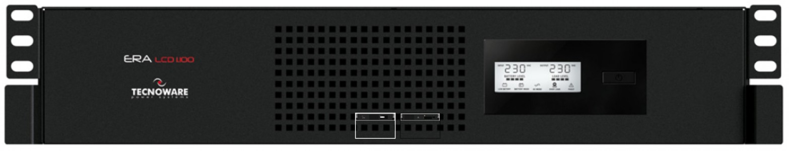 "Tecnoware UPS ERA LCD 1.100 RM - 19 ""rack neprekidni izvor napajanja"