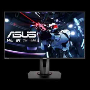 ASUS VG279Q 27-inčni FPS IPS monitor, 1980 x 1080, 1 ms MPRT, 144 Hz, DisplayPort, zvučnici