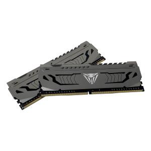Patriot Viper Steel Kit 16GB (2x8GB) DDR4-3200 DIMM PC4-25600 CL16, 1,35 V