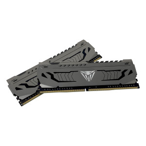 Patriot Viper Steel Kit 16GB (2x8GB) DDR4-3600 DIMM PC4-28800 CL17, 1.35V