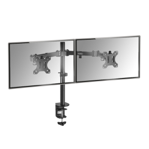 VonHaus dvostruki radni stol za dva monitora do dijagonale 27 ''