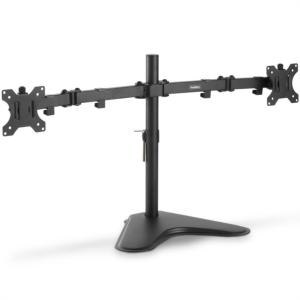 Dvostruki radni stol za VonHaus za dva monitora do dijagonale 32 ''