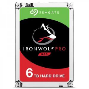 Seagate NAS tvrdi disk 6TB 7200 256MB SATA3 IronWolf PRO