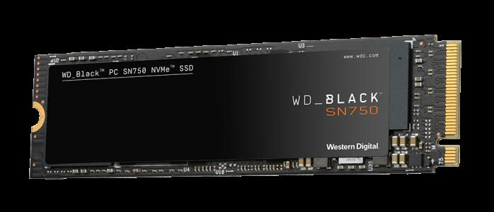 WD 1TB SSD CRNI SN750 M.2 NVMe x4