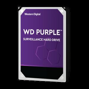 WD PURPLE 8TB SATA3, 6Gb/s, 5400, 256MB