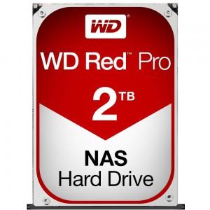 WD tvrdi disk 2TB SATA3, 6Gb / s, 7200, 64MB RED PRO