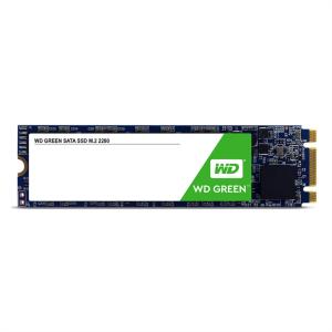 WD 480GB SSD ZELENI 3D NAND M.2 2280