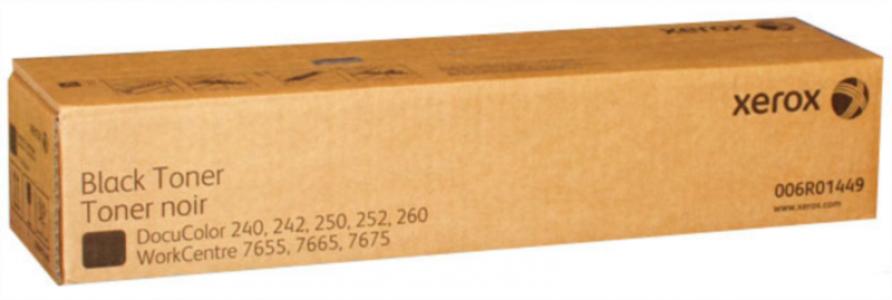 Xerox crni toner DC 250/40 i WC 7655/7665/7675, 2 x 30.000 primjeraka