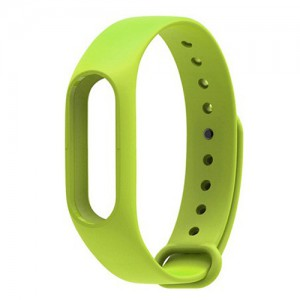 PAŠČEK ZA MI BAND 2 GREEN