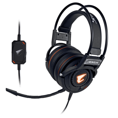 Gigabyte Stereo igraće slušalice AORUS H5