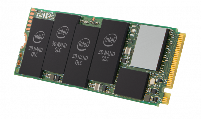 Intel SSD 665p Series 2TB NVMe M.2 disk