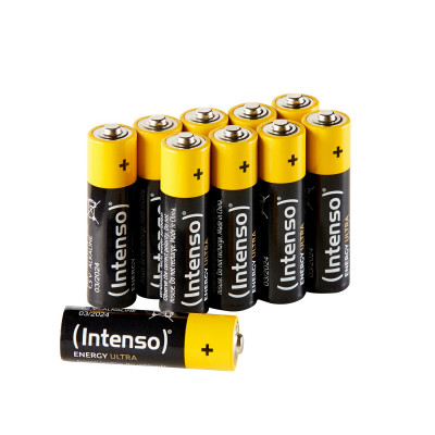 Intenso baterije AA Energy Ultra 10kom