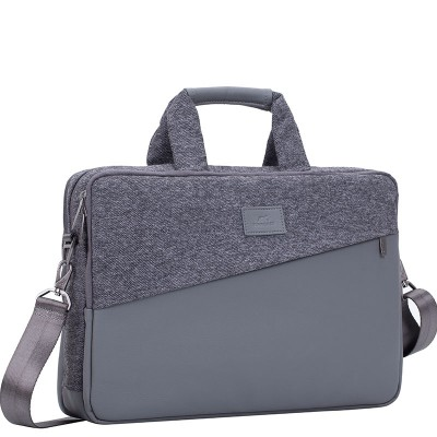RivaCase Grey MacBook Pro i Ultrabook Bag 15.6 ""