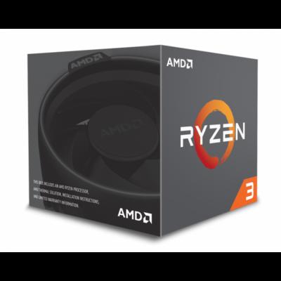 AMD Ryzen 3 1200 procesor s Wraith Stealth hladnjakom