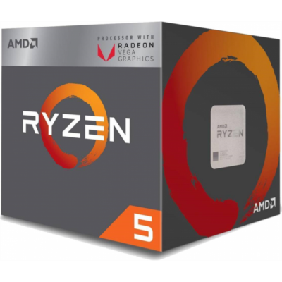 AMD Ryzen 5 2400G procesor s integriranom RX Vega integriranom grafikom