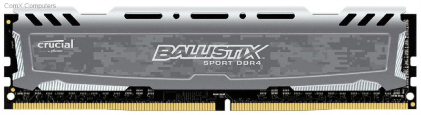 CRUCIAL 4GB DDR2 2400 CL16 DIMM od 1.2V Ballistix Sport LT