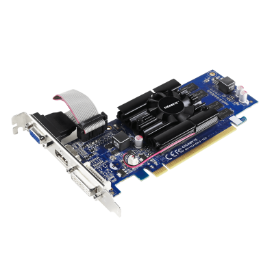Grafička kartica GIGABYTE GeForce 210, 1 GB GDDR3, PCI-E 2.0
