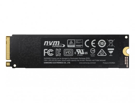 Samsung 500GB 870 EVO SSD NVMe pogon M.2