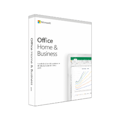 Microsoft Office Home & Business 2019 FPP - Angleški