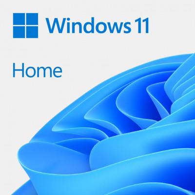 Microsoft Windows Home 11 DSP/OEM slovenski, DVD