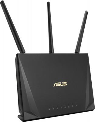 ASUS RT-AC85P Gigabit Dual-Band AC2400 brezžični usmerjevalnik, 802.11ac/a/g/b/n, 2333Mbps
