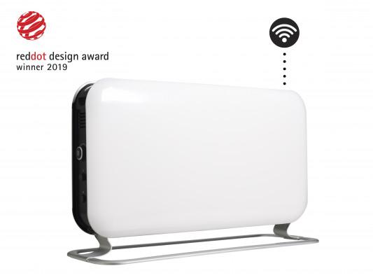 Mlinski konvekcijski radijatorski čelik Wi-Fi 1200W SG1200WIFI