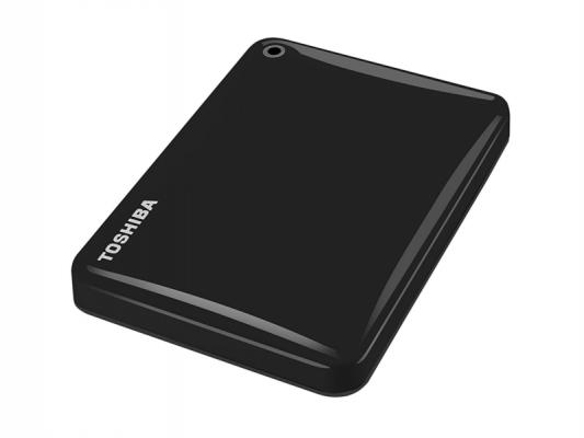 Toshiba Canvio Connect II 1TB USB 3.0 vanjski pogon, crni