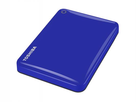 Toshiba Canvio Connect II 2TB USB 3.0 vanjski pogon, plava