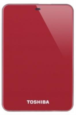 Toshiba Canvio Stor.E Vanjski pogon od 500 GB USB 3.0 crveno