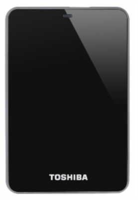 Toshiba Canvio Stor.E Vanjski pogon od 500 GB USB 3.0, crni