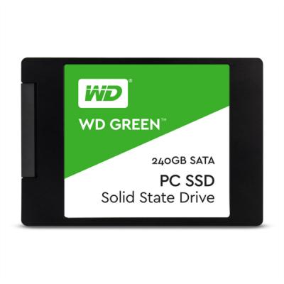 """WD 240GB SSD ZELENI 3D NAND 6,35 (2,5 """") SATA3"""