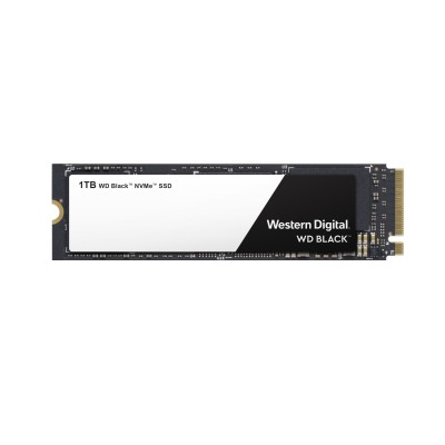 WD 500 GB SSD BLACK M.2 NVMe x4