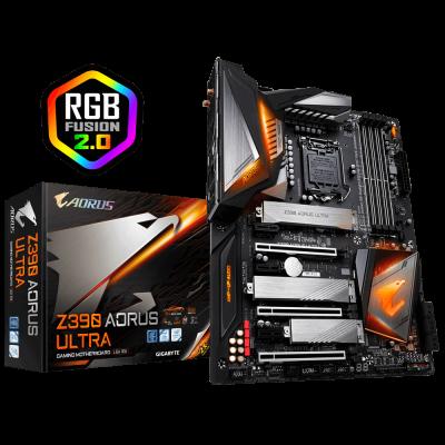 GIGABYTE Z390 AORUS ULTRA, DDR3, SATA3, USB3.1Gen2, HDMI, LGA1151 ATX