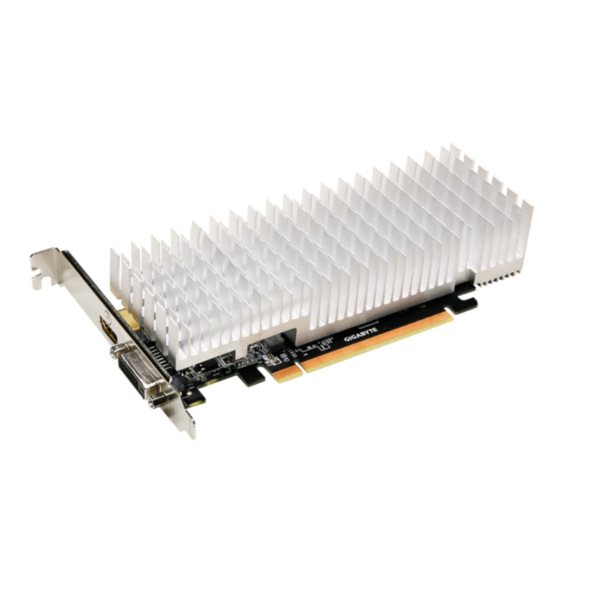Grafična kartica GIGABYTE GeForce GT 1030 Silent Low Profile, 2GB GDDR5, PCI-E 2.0