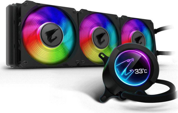 GIGABYTE AORUS LIQUID cooler 360 vodno hlajenje za INTEL/AMD procesorje