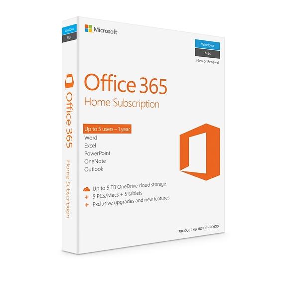 Microsoft Office 365 Home FPP - Slovenski