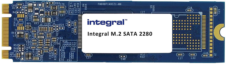 Integral 128gb M.2 SATA III 22x80 SSD