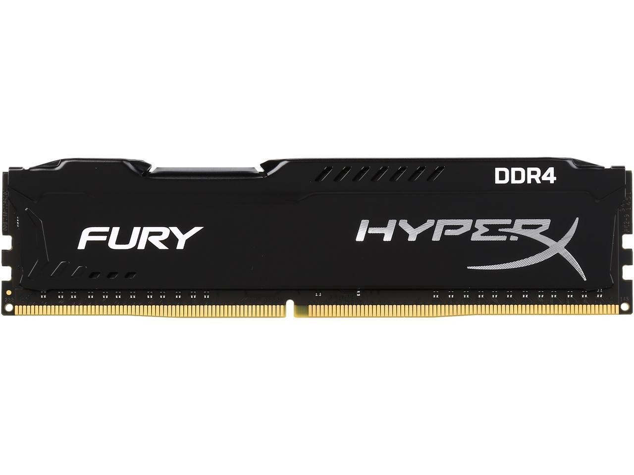 Kingston HyperX Fury 8GB DDR4-3200 DIMM PC4-25600 CL16, 1.2V