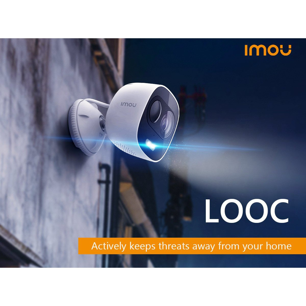 IMOU by DAHUA spletna kamera LOOC