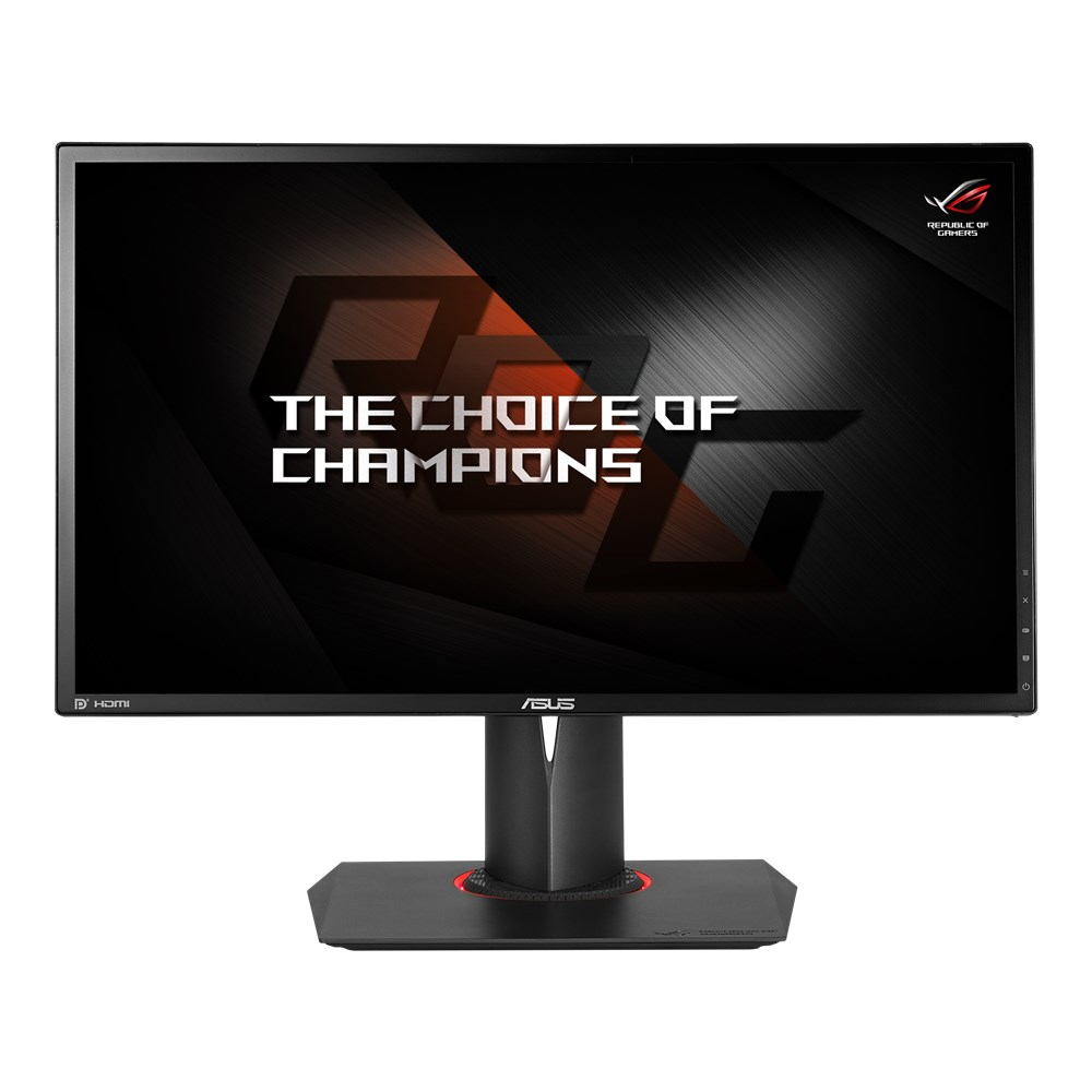 ASUS PG248Q 24'' ROG SWIFT Gaming monitor, 1920 x 1080, 1ms, 180Hz, DisplayPort, USB3.0