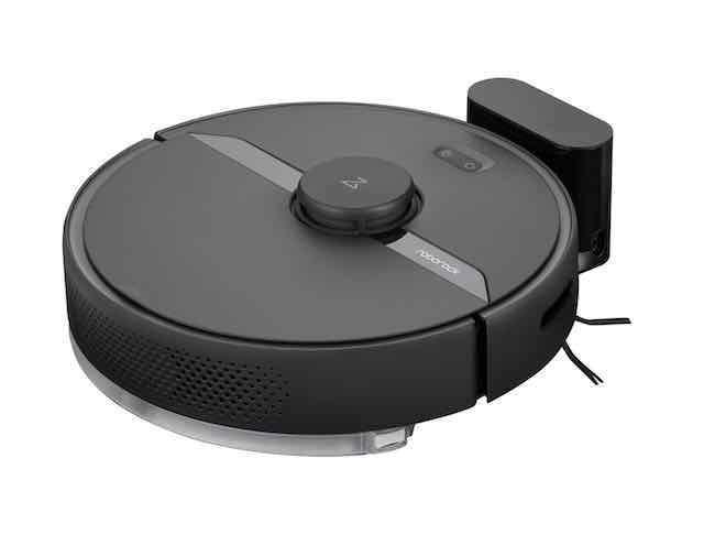 Roborock S6 Pure robotski sesalnik črn