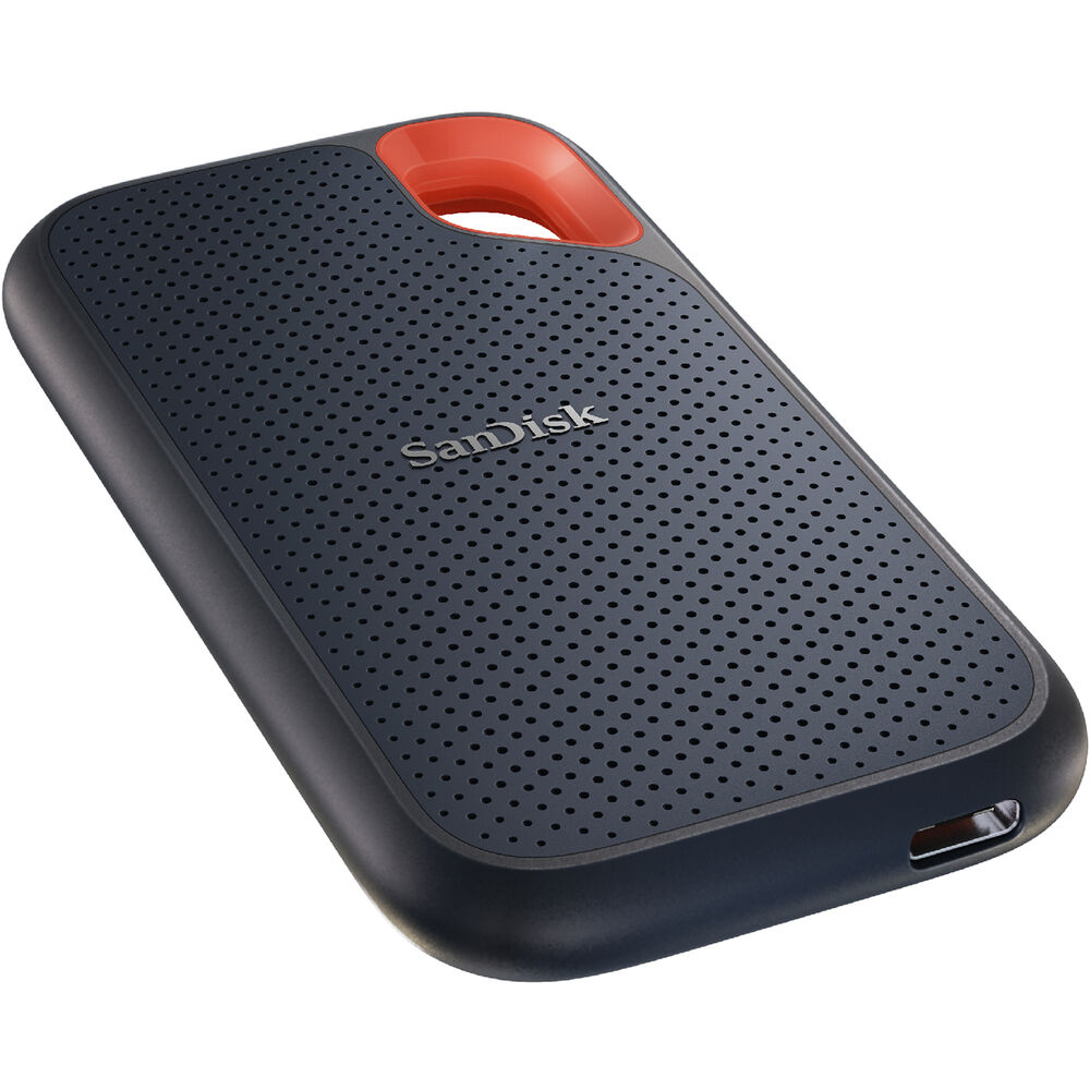SanDisk Extreme 4TB Portable SSD 1050/1000 MB/s USB 3.2 Gen 2