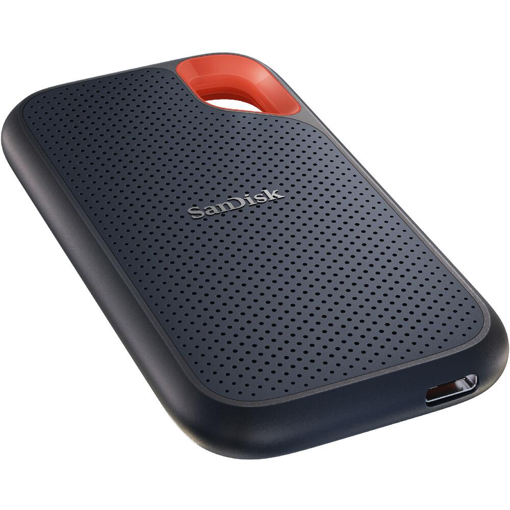 SanDisk Extreme 4TB Portable SSD 1050/1000 MB/s USB 3.2 Gen 2