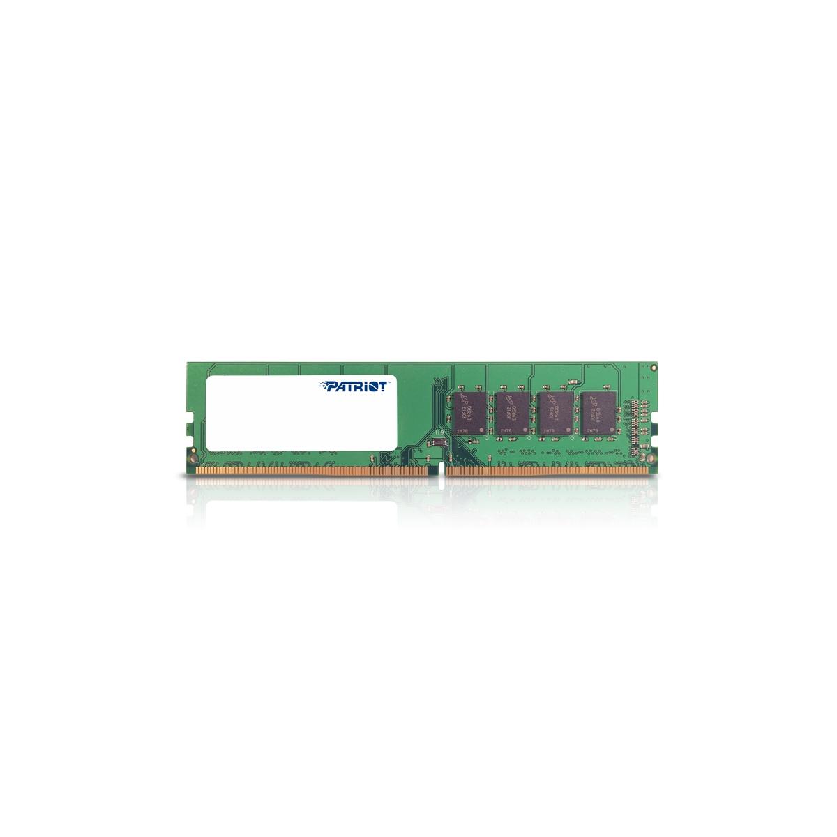 Patriot Signature Line 8GB DDR4-2400 DIMM PC4-19200 CL17, 1.2V